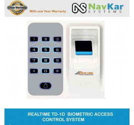 Realtime TD-1D Biometric Access Control System