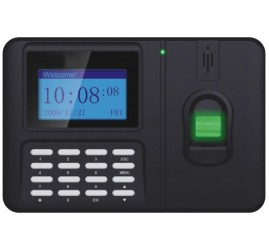 RFID Card based Biometric Attendance System & Machine N6