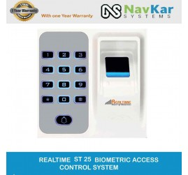 Realtime ST 25 Fingerprint + Card Slave Reader / Access Control System