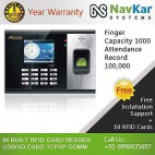 Biometric RFID Card based Time & Attendance System Realtime T52 (Fingerpint + Card)