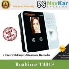 Realtime Access Control Machine T-401/ Face Attendance Machine/Biometric/RFID card/Card Reader/Fingerprint System by NAVKAR