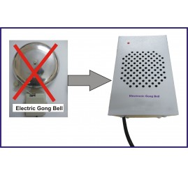 Electronic Gong Bell Model - EGB
