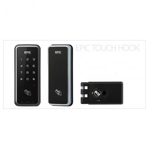Epic Password & Smart Card ( Normal / Sliding / Double Door ) Model - Touch_M/H