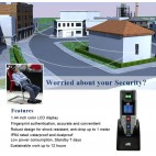 Biometric Fingerprint RFID Guard Patrol Tour Monitoring System