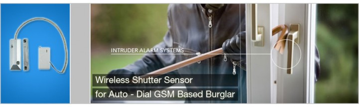 Intruder Alarm & Security Systems