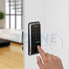 Biometric Fingerprint and Password Based Digital Door Lock