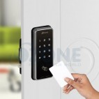 Password and RFID Card Access  Based Digital Door Lock