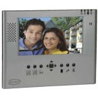 "Slimline Handsfree Multi Apartment 7"" Colour Monitor"