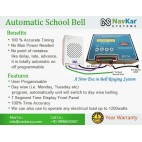 Automatic School Bell Ringing System