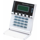 REMOTE KEY PAD for SOLITAIRE 16 GSM PANEL (16 X 4 LCD Display)