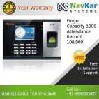 Biometric Time & Attendance System Realtime T52 with GPRS Module