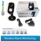 Wireless Alarm Monitoring GSM Based For Home Security / Anti Theft Monitor Alarm