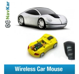 Car Shaped Wireless Mouse / Racing Car Mouse