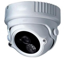 IR Dome Camera 1/3'' Sony 480TVL (NS-D1A)