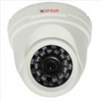 CP-PLUS High Definition 1 MP 24 IR Led Dome Camera Model-CP-VCG-D10L2