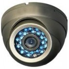 "IR Dome Camera 1/3"" CCD 600TVL (NS-D24)"