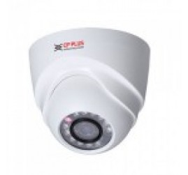 CP-PLUS Coral Hdvci 1MP IR Dome Camera(Model-CP-UVC-D1100L2A)