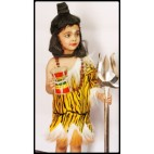 Lord Shiv Shanker Costume for Kids Fancy Dress Competition & Shivratri