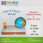 Day and Night Model (Motorised) | Working Educational Models