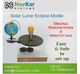 Solar and Lunar Eclipse Model Regular Size