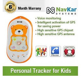 Personal Tracker for Smart Tracking | GPS Tracker Phone for Kids wid SOS Calls