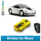 Car Shaped Wireless Mouse | Racing Car Mouse