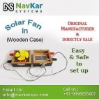 NAVKAR Solar Energy Demonstration Kit & Educational Kit 5 in 1 (in Wooden)