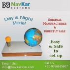 NAVKAR Day and Night Model (Motorised) | Solar Educational Kits