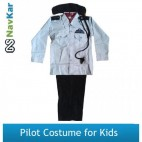 Airforce Pilot Fancy Dress Costume for 4 years Kids