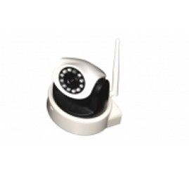 IP DOME CAMERA PAN/TILT WITH IR