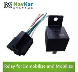 Relay for Immobilize and Mobilize