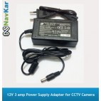 12 Volt 3 Amp Charger Power Adaptor AC INPUT 100-240V DC OUTPUT 12V 3A 36W SMPS