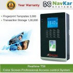 Realtime T59 Color Screen Professional Access Control System