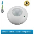PIR Motion Sensor based Light Control