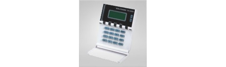 REMOTE KEY PADS FOR WIRED CONTROL PANELS