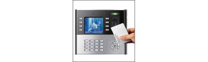 RFID Card Based Time Attendance System