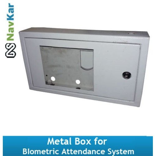 Metal Protective Casing for ESSL X990 Biometric Attendance Access