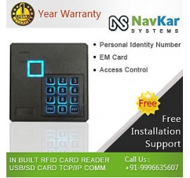 Stand-Alone Single Door Access Control Model - T123