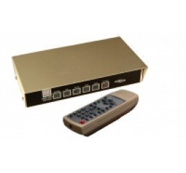 Switcher with Remote Control