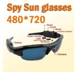 Spy Sun Glasses Hidden Cam Camera Mini HD DV CamCorder DVR Video Recorder