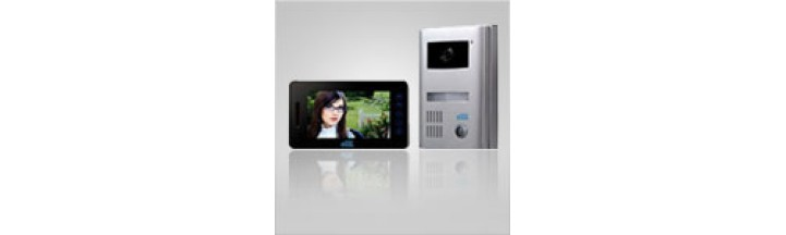 Single Apartment Video Door Phone
